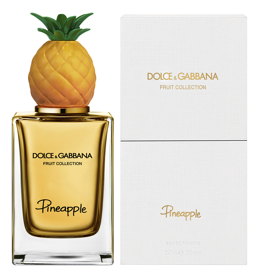 Dolce Gabbana (D&G) Fruit Collection Pineapple: туалетная вода 150мл