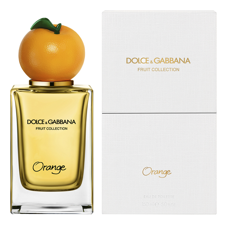 Купить Dolce Gabbana (D&G) Fruit Collection Orange: туалетная вода 150мл, Dolce Gabbana (D&G) Fruit Collection Orange, Dolce & Gabbana