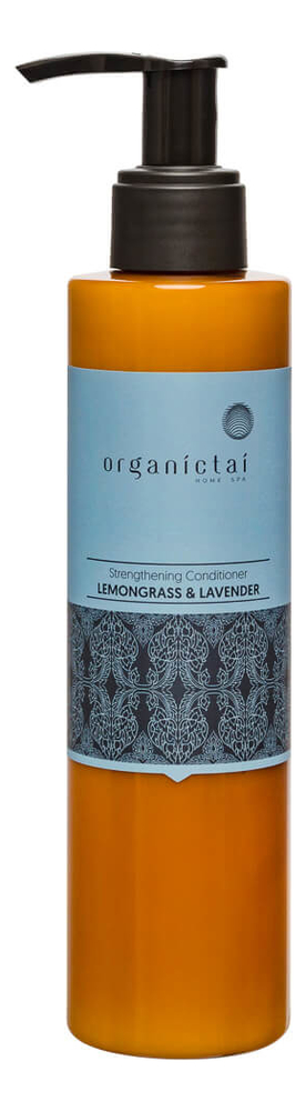Укрепляющий кондиционер для волос Strengthening Conditioner Lemongrass & Lavender 200мл