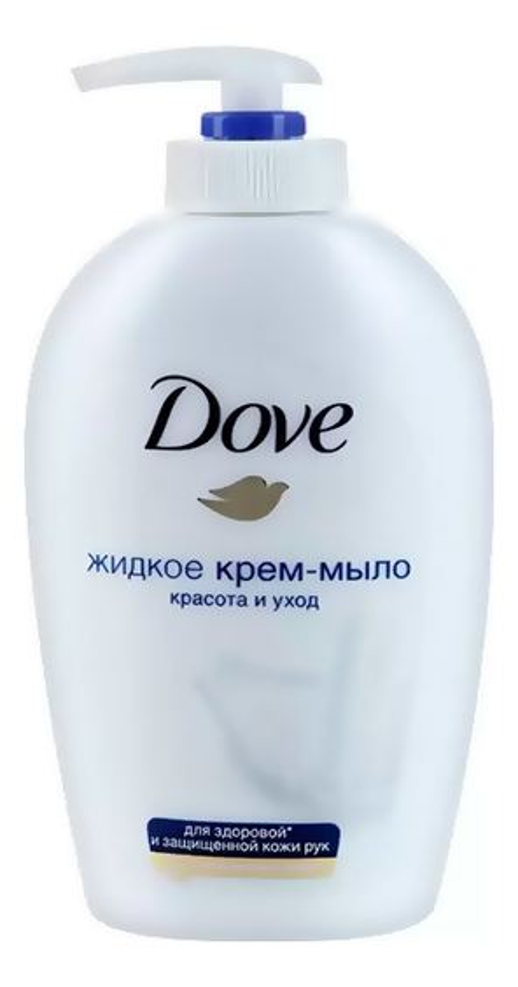 Жидкое крем-мыло Красота и уход 250мл: Крем-мыло 250мл