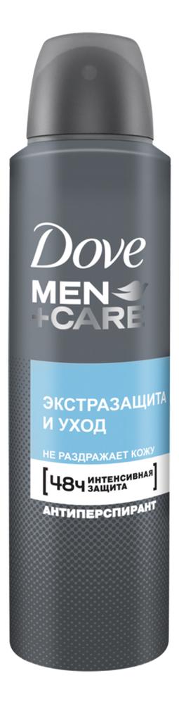 Купить Антиперспирант-спрей Экстразащита и уход Men + Care Clean Comfort 150мл, Dove