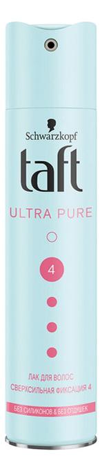 Лак для волос Ultra Pure: Лак 225мл schwarzkopf taft casual chic невесомый лак для волос