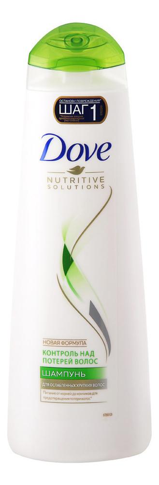 Купить Шампунь для волос Контроль над потерей волос Hair Therapy Damage Solutions: Шампунь 380мл, Dove
