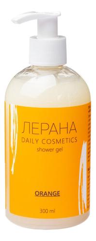 Гель для душа с ароматом цитрусовых Daily Shower Gel Orange 300мл