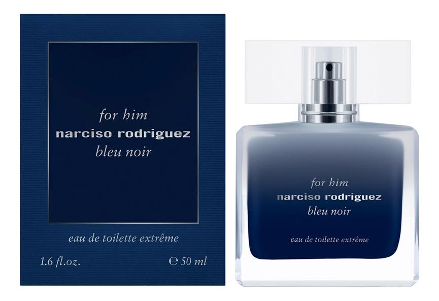 Фото - For Him Bleu Noir Eau De Toilette Extreme: туалетная вода 50мл bleu духи 50мл