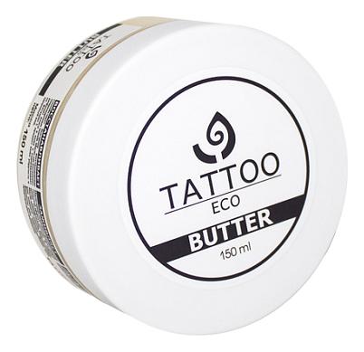 Купить Крем-масло для тела Tattoo Eco Butter 150мл, Levrana