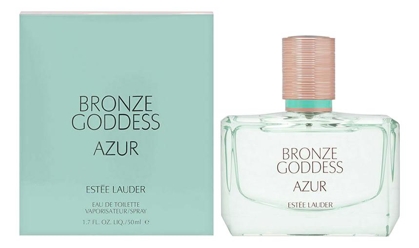Bronze Goddess Azur: туалетная вода 50мл недорого