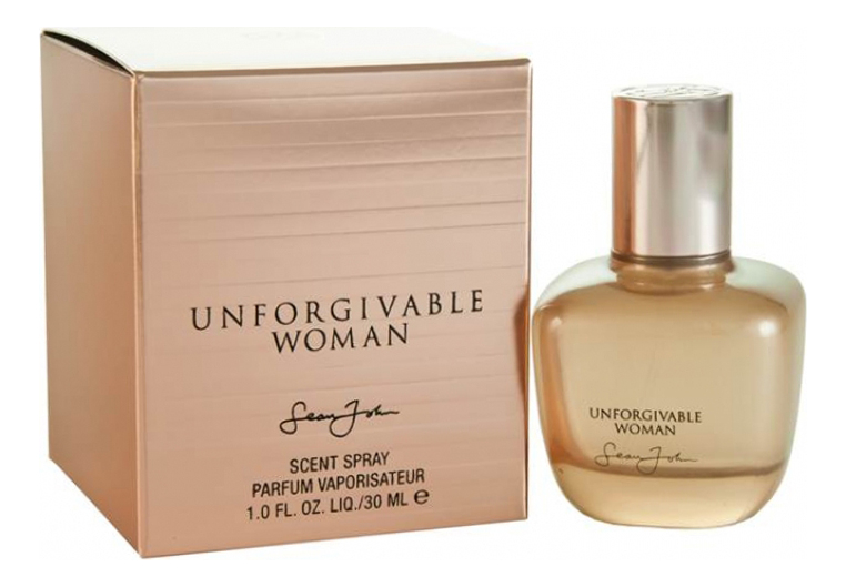 Sean John Unforgivable women: парфюмерная вода 30мл