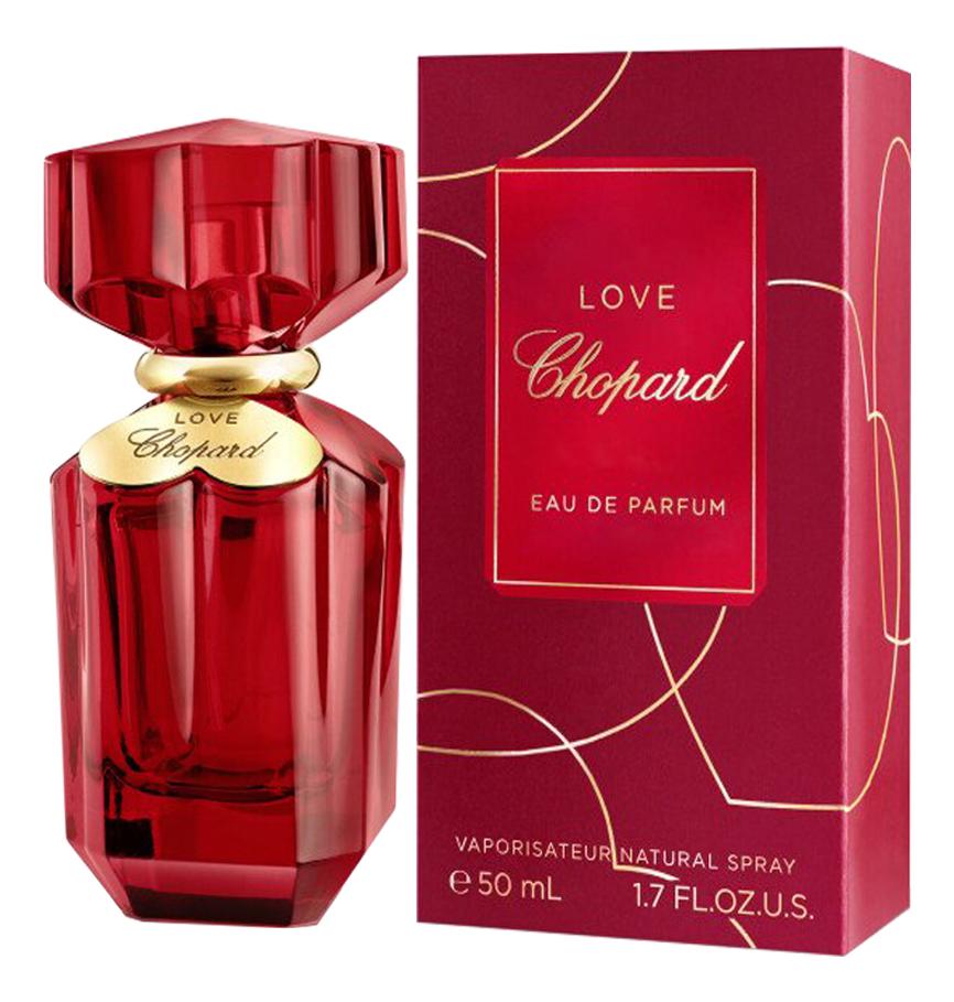 Фото - Love Chopard: парфюмерная вода 50мл tresor in love парфюмерная вода 50мл тестер