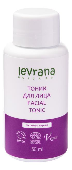 Фото - Тоник для жирной кожи лица Facial Tonic: Тоник 50мл тоник для жирной кожи лица facial tonic тоник 50мл