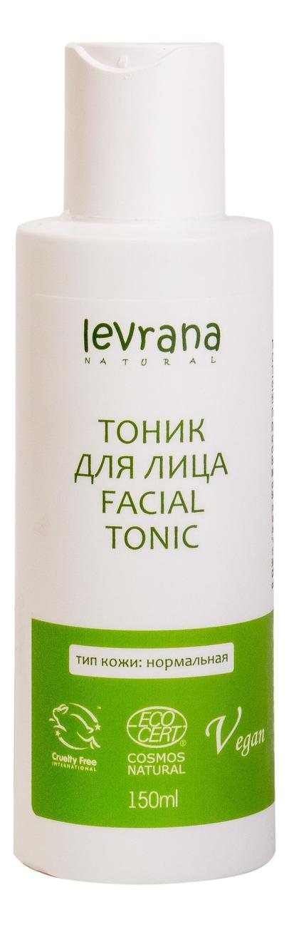 Фото - Тоник для нормальной кожи лица Facial Tonic: Тоник 150мл тоник для жирной кожи лица facial tonic тоник 50мл