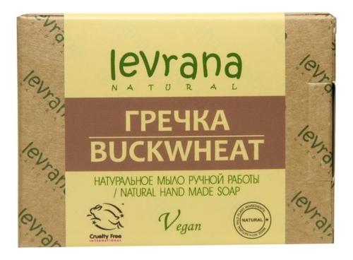 Натуральное мыло ручной работы Гречка Buckwheat Natural Hand Made Soap 100г