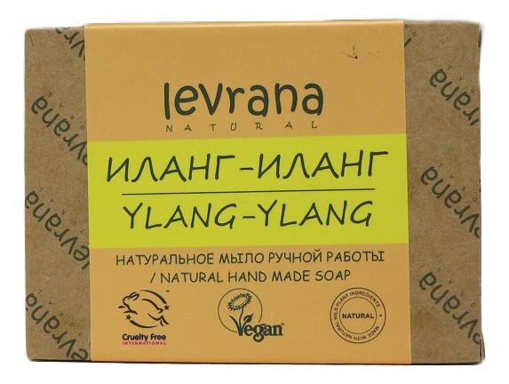 Натуральное мыло ручной работы Иланг-иланг Natural Hand Made Soap Ylang-Ylang 100г nicole acrylic soap seal stamp tree pattern for natural handmade soap decoration