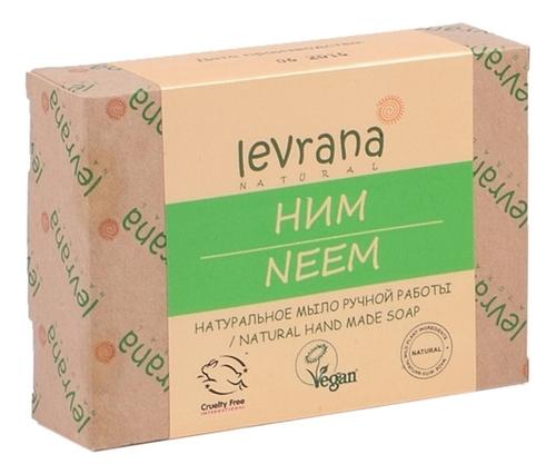 Натуральное мыло ручной работы Ним Natural Hand Made Soap Neem 100г nicole acrylic soap seal stamp tree pattern for natural handmade soap decoration
