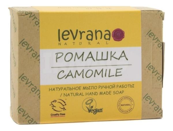 Натуральное мыло ручной работы Ромашка Natural Hand Made Soap Camomile 100г