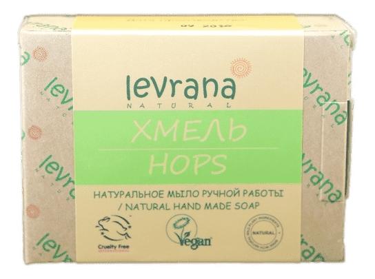 Натуральное мыло ручной работы Хмель Natural Hand Made Soap Hops 100г levrana натуральное мыло ручной работы дубовая роща 100 г