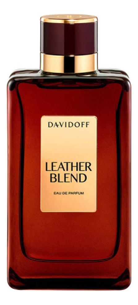 Davidoff Leather Blend: парфюмерная вода 100мл тестер