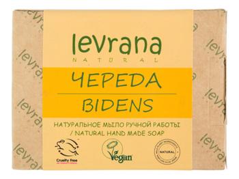 Натуральное мыло ручной работы Череда Natural Hand Made Soap Bidens 100г levrana натуральное мыло ручной работы дубовая роща 100 г