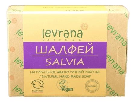 Натуральное мыло ручной работы Шалфей Natural Hand Made Soap Salvia 100г levrana натуральное мыло ручной работы дубовая роща 100 г