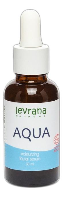Купить Увлажняющая сыворотка для лица Aqua Facial Serum Moisturizing 30мл, Levrana