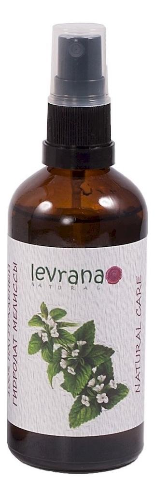 Купить Натуральный гидролат Мелиссы 100% Natural Care 100мл, Levrana