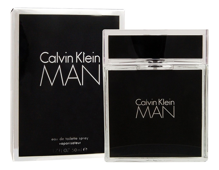 Купить Man: туалетная вода 50мл, Calvin Klein