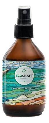 Фото - Вода кокосовая для лица Coconut Collection 100мл гиалуроновая вода для лица лавандовая 100мл