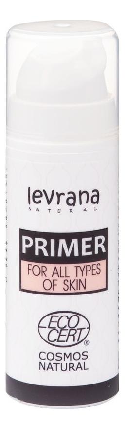 Купить Праймер для всех типов кожи Primer 30мл, Levrana
