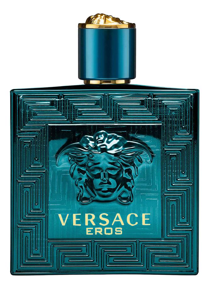 Versace Eros: туалетная вода 100мл тестер туалетная вода versace eros 100 мл мужская