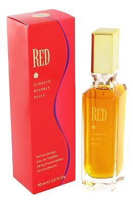Купить Beverly Hills Red for Woman: туалетная вода 90мл
