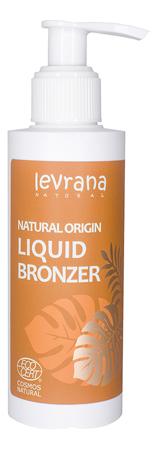 Купить Натуральный бронзер с минеральными пигментами Natural Origin Liquid Bronzer 150мл, Levrana
