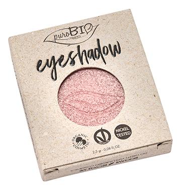 Тени для век Eyeshadow 2,5г: 25 Pink (запасной блок) тени для век eyeshadow 2 5г 20 shimmery night blue запасной блок