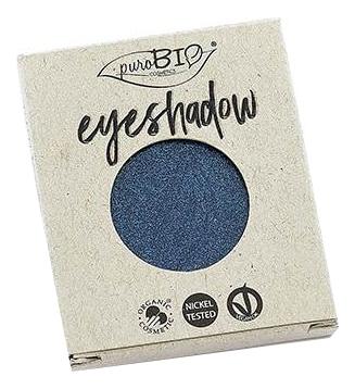Тени для век Eyeshadow 2,5г: 07 Blue (запасной блок) тени для век eyeshadow 2 5г 20 shimmery night blue запасной блок