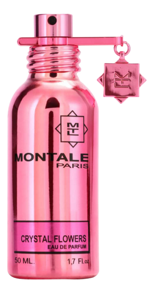 Montale Crystal Flowers: парфюмерная вода 50мл