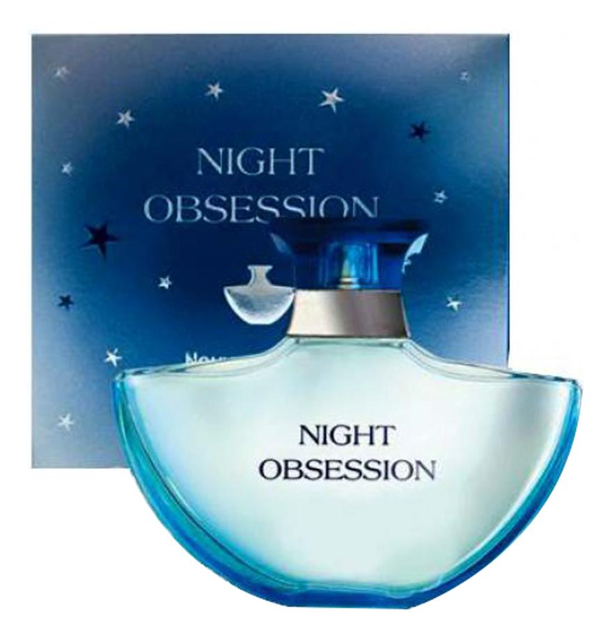 Novaya Zarya Night Obsession: парфюмерная вода 100мл