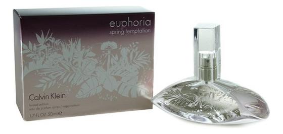 Euphoria Spring Temptation: парфюмерная вода 50мл, Calvin Klein  - Купить