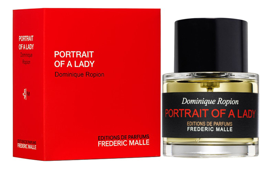 Frederic Malle Portrait Of A Lady: парфюмерная вода 50мл
