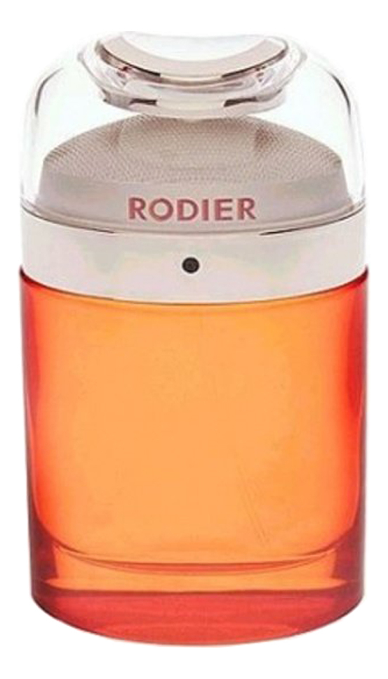 Rodier Eau Intense: туалетная вода 100мл тестер цена 2017