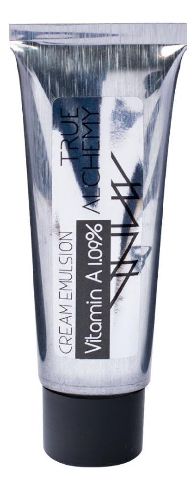Купить Крем-эмульсия для лица Cream Emulsion Vitamin A 1, 09% 30мл, True Alchemy