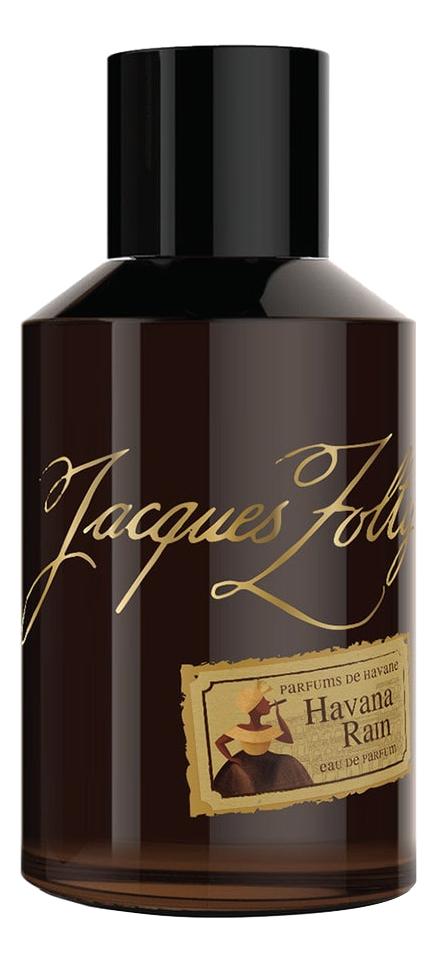 Jacques Zolty Havana Rain: парфюмерная вода 100мл тестер парфюмерная вода jacques zolty jacques zolty ja034lwelve4