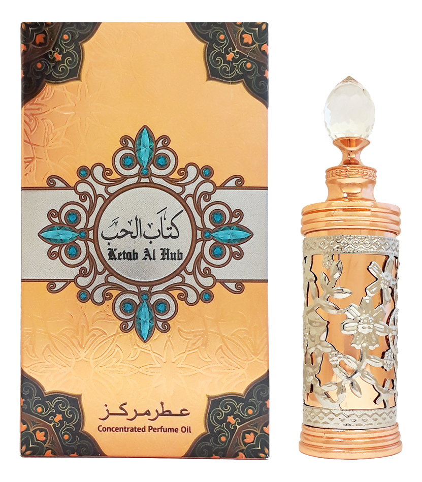 Ketab Al Hub: масляные духи 12мл crescent масляные духи 12мл