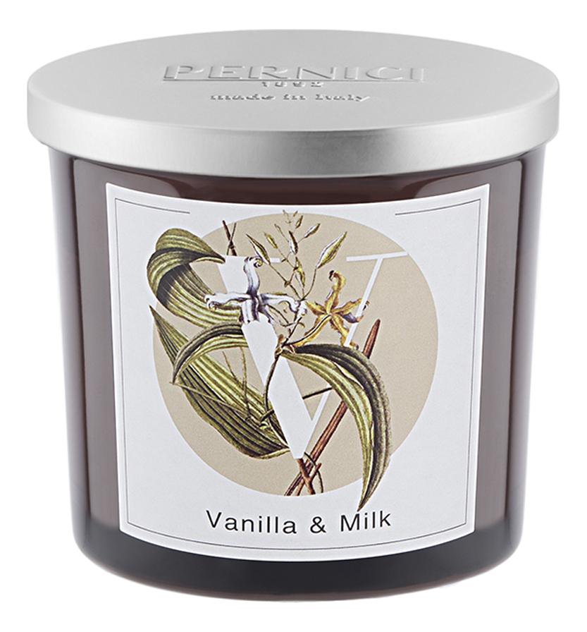 Ароматическая свеча Ваниль и Молоко: свеча 200г