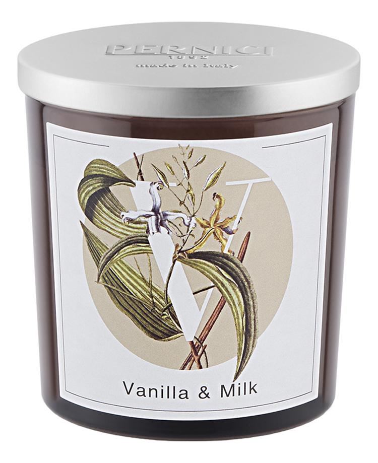Ароматическая свеча Ваниль и Молоко: свеча 350г