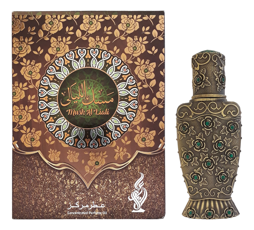 Musk Al Liali: масляные духи 12мл crescent масляные духи 12мл