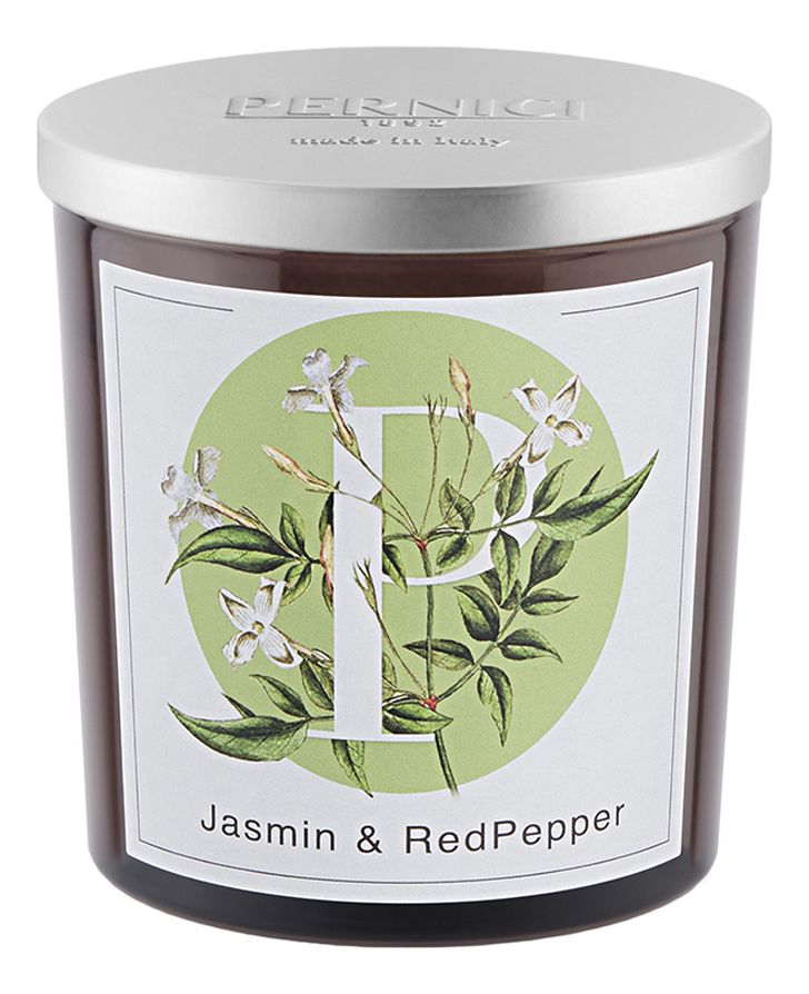 Ароматическая свеча Жасмин и Красный перец: 350г