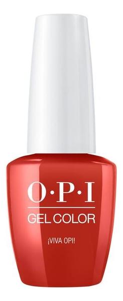 Гель-лак для ногтей Gel Color 15мл: ?Viva OPI