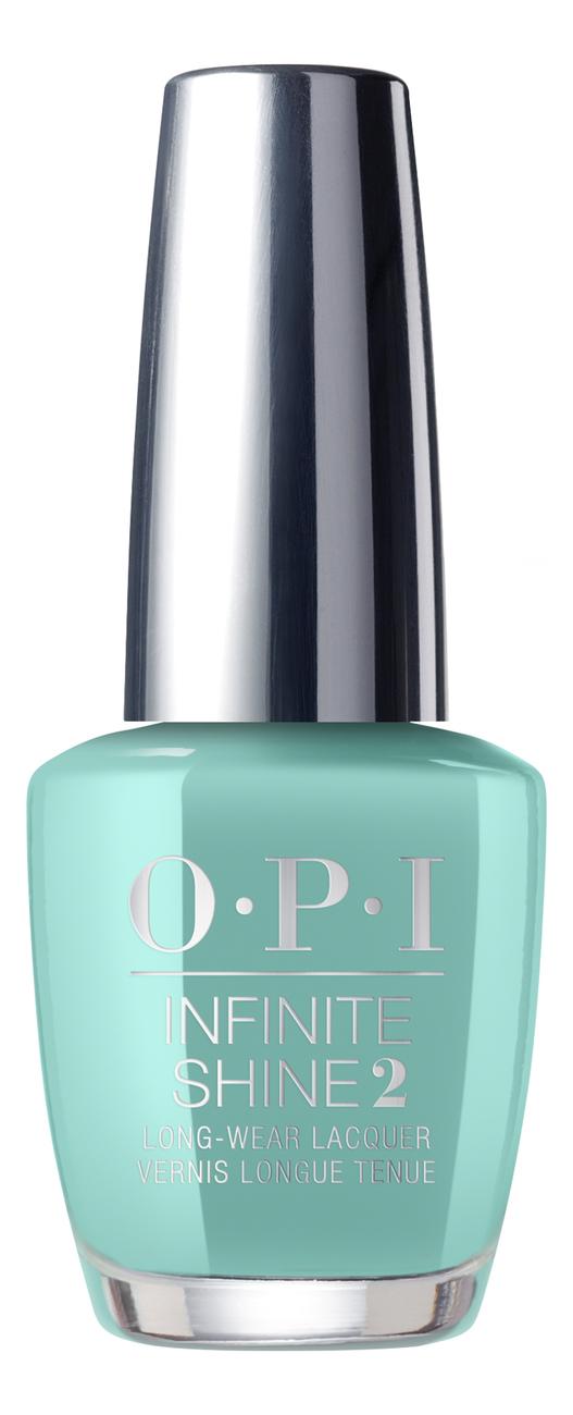 Купить Лак для ногтей Infinite Shine2 15мл: Verde Nice to Meet You, OPI