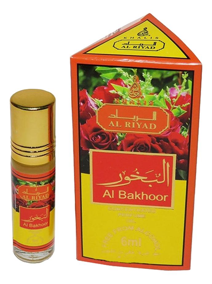 Al Bakhoor: масляные духи 6мл (Al Riyad) недорого