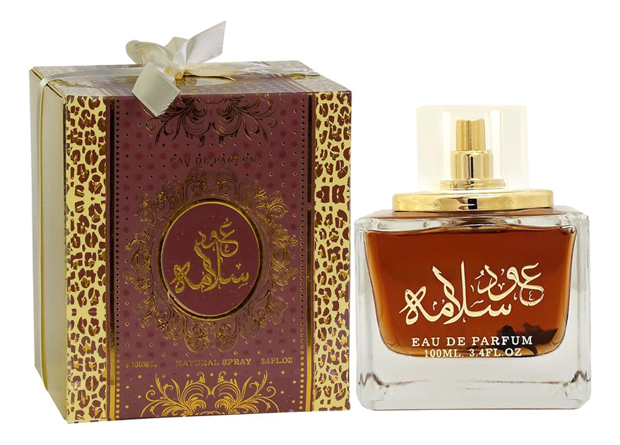 Lattafa Oud Salama: парфюмерная вода 100мл