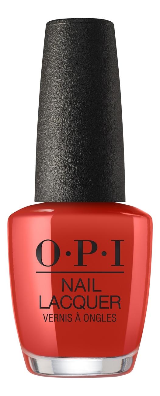 Лак для ногтей Nail Lacquer 15мл: ?Viva OPI недорого